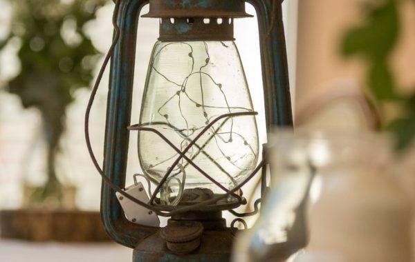 Lanterne Eclairée